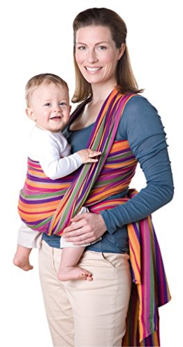 Amazonas Tragetuch Carry Sling lollipop