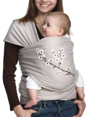 Moby Wrap Tragetuch Almond